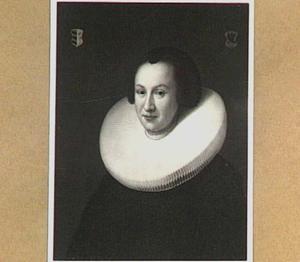 Portret van een vrouw, mogelijk Catharina Heyman