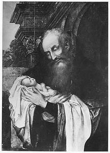 Simeon met het Christuskind