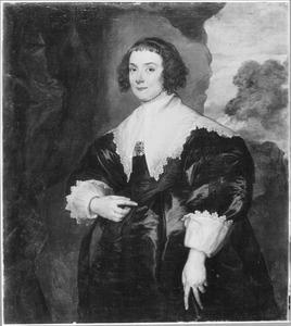 Portret van Elisabeth van Assche (?-?), echtgenote van Justus van Meerstraeten
