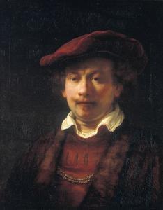 'Zelfportret' van Rembrandt