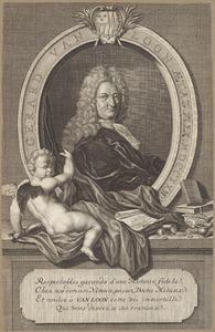 Portret van Gerard van Loon (1683-1758)