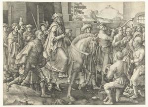 De triomf van Mordechai