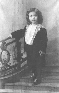 Portret van Noël Biersteker (1894-1943)