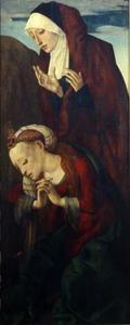 Maria Magdalena en vrouwelijke heigilge