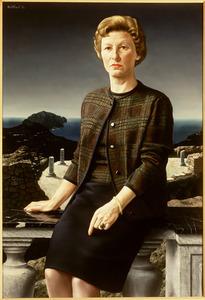 Portret van A.G.M. Evers (1918-1989)