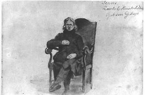 Portret van Adrianus Serné (1773-1853)