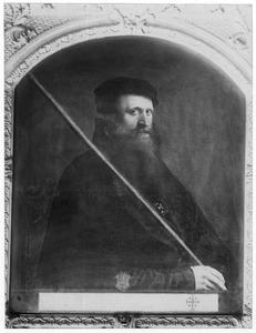 Portret van een Jeruzalemvaarder