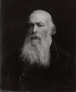 Portret van Cornelis Willem Opzoomer (1821-1892)