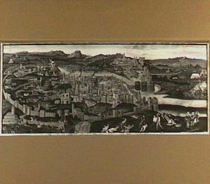 De plundering van Rome in 1527