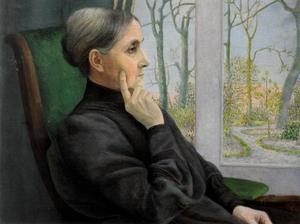 Portret van Louisa Helena Boogaert (1836-1915)
