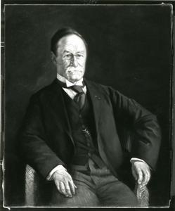 Portret van Remmelt Sissingh (1858-1927)