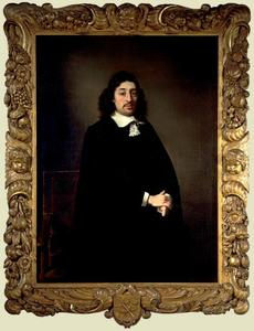 Portret van Jacob Quina (1621-1680)