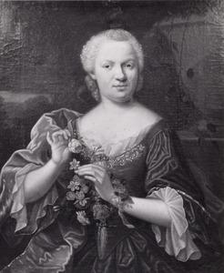 Portret van Margaretha Eva Nicolasia Six (1729-1800)
