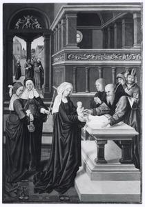 Opdracht in de tempel (Simeon en Anna) (Lucas 2:22-40)