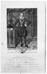Portret van Hendrik IV (1533-1610), koning van Frankrijk