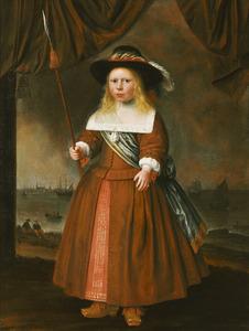 Portret van Cornelis Backer (1662-1717)