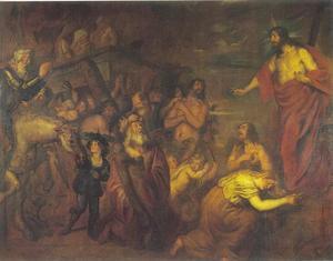 Christus en de berouwvolle zondaars