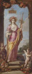 Concordia, allegorie op de Eendracht