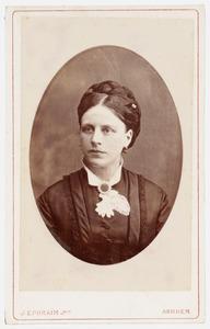 Portret van E. Munnich