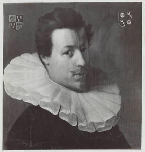 Portret van Pieter van Adrichem van Dorp ( -1645)