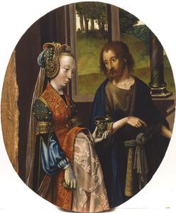 De HH. Maria Magdalena en Johannes de Doper
