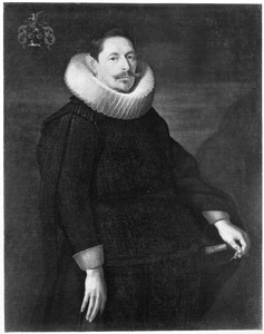Portret van Nicolas Triest, baron van Auweghem (?-?)