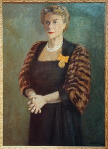 Portret van Jo Vincent