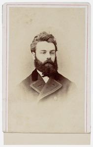 Portret van C.W. Vrijland