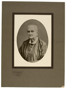 Portret van Maria Elisabeth van den Berg (1802-1886)