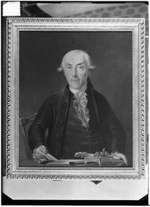 Portret van Joan Graafland (1736-1799)
