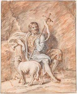 Johannes de Doper met een lam