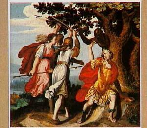 De dood van Orfeus
