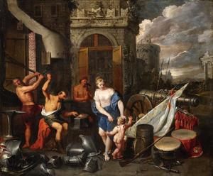Venus in de smidse van Vulcanus