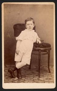 Portret van Hendrik Croockewit (1872-1889)
