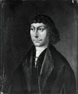 Portret van Cornelis Dirksz. Cornets (1490-1538)