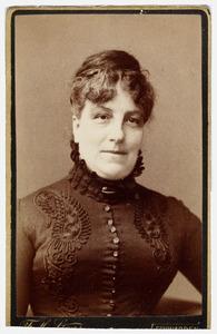 Portret van Henriette Ernestine Payen (1838-1902)