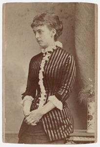 Portret van Jacqueline Cornelie van Wassenaer (1858-1930)