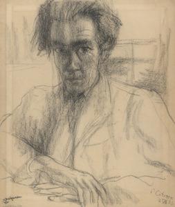 Portret van Karel Bleijenberg (1913-1981)