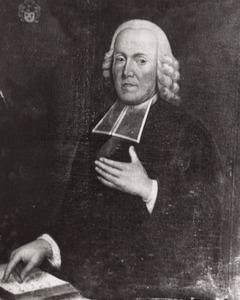 Portret van Theodorus Jutting (1708-1791)