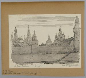 Kremlin te Moskou