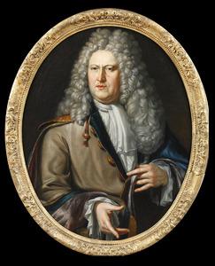 Portret van een onbekend man
