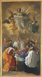 Het wonder van St. Franciscus Xaverius