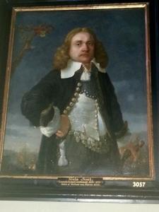 Portret van Niels Juel (1629-1697)