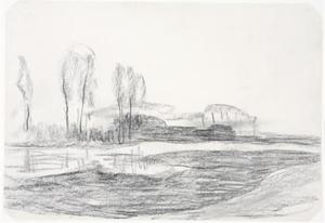 Compositional study for Zomernacht