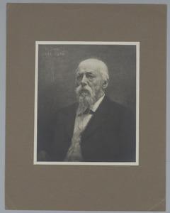 Portret van Mr. W. Baartz