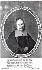 Portret van Johann von Kretschmar (1603-1679)
