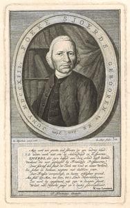 Portret van Foeke Sjoerds (1713-1770)