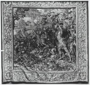 De slag bij Granicus