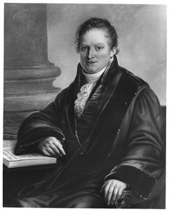 Portret van Jonkheer Joan Melchior Kemper (1776-1824)