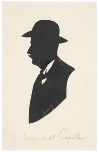 Portret van Reinier Hendrik Otto Baron van der Capellen (1854-1937)